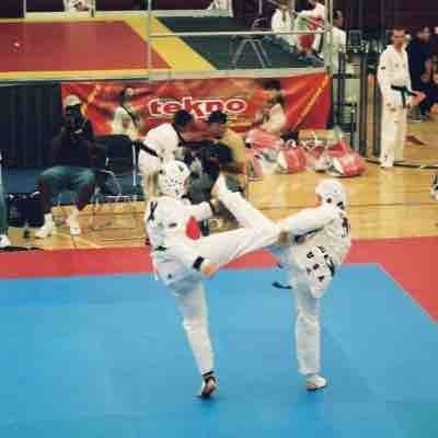 Florida state Tae Kwon Do Qualifiers