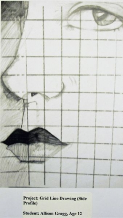 Student: Allison G (Age 12)