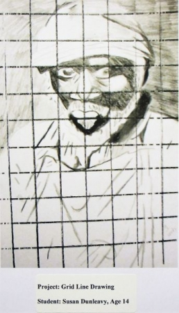 Student: Susan D. (Age 14)