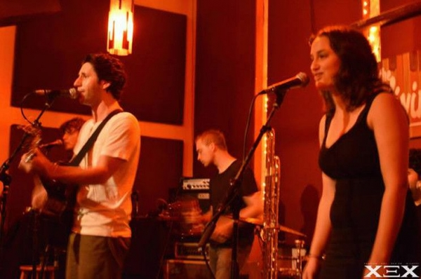 Gig at The Living Room
