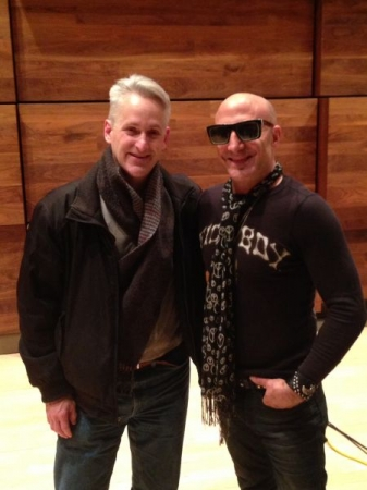 2016 Feb. clinic with Kenny Aronoff at Wright State University clinic Jerry Noble produced.