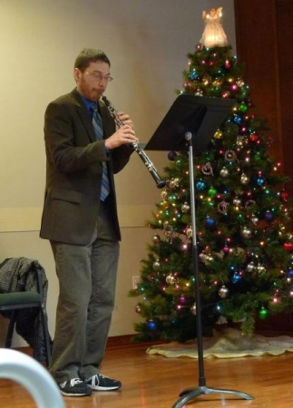 I play the oboe!