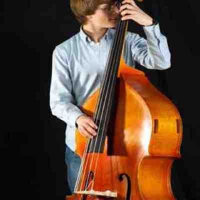 Benjamin Young, upright bass