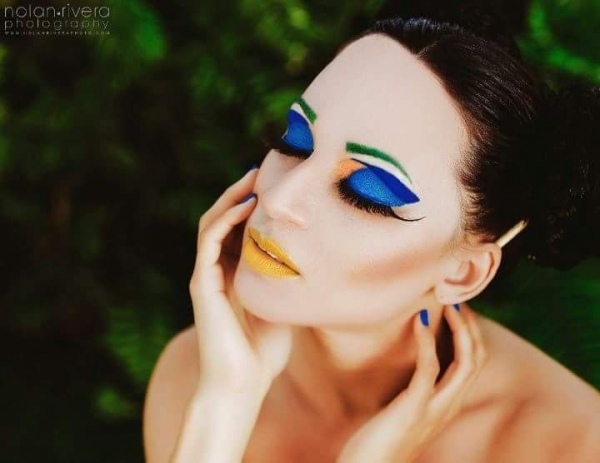 Makeup promotions for Charmed Eyes Makeup Brand