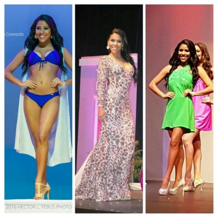 My last pageant modeling student for Miss Puerto Rico Teen Universe