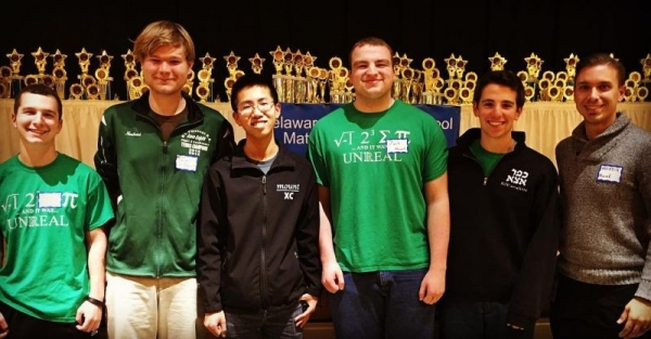 Math League States