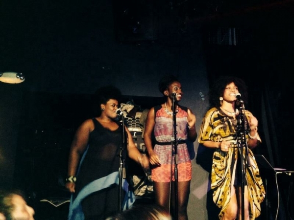 RT3  Background Vocals for Rebel Tumbao Drom- NYC