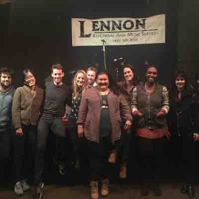 Post-peer review Performance Workshop @ Lennon Rehearsal Studios. SF