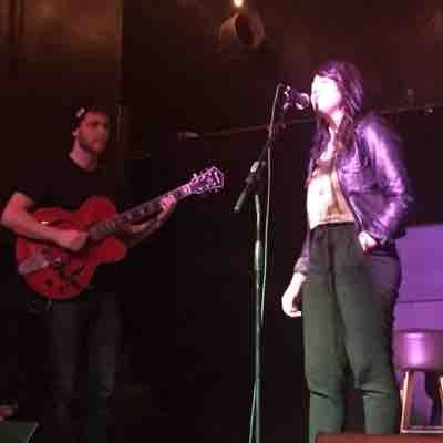 Students performing at our Newbie Singer Showcase in March, 2016 at Neck of The Woods in SF