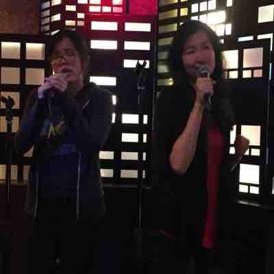 Karaoke night at Festa Lounge!!!