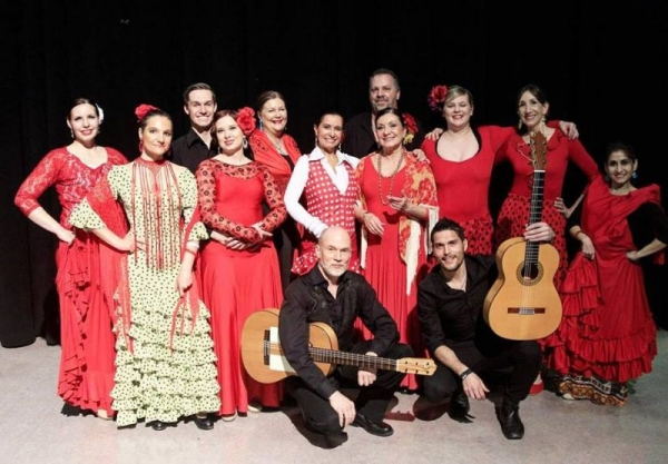 Flamenco Tablado Utah
