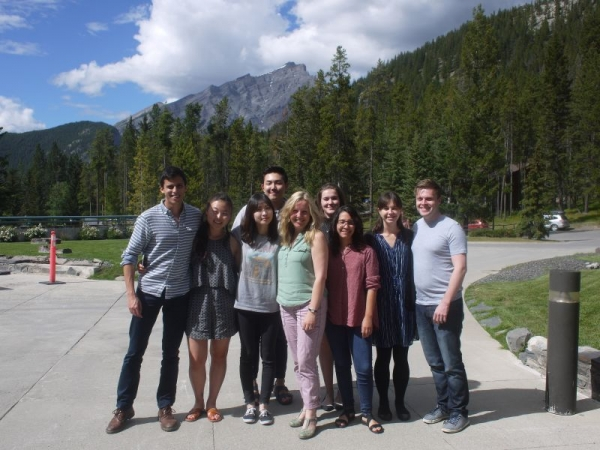 The Banff Centre, Master Class for Winds and Strings (2016)
