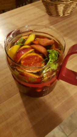Mojy's style summer Fruity Iced Tea