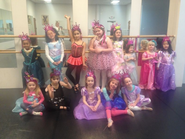 Fairy Princess Camp 2015