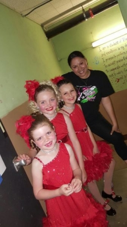 Grades 2-3 Competitive Tap