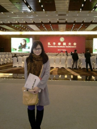 Confucius Institute Headquarter Annual Conference in National Conference Center China