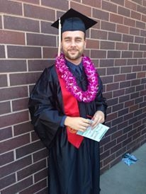 Graduation from California State University Fresno.