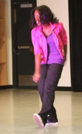 Hip-hop dance performance for 2011 Student Choreography Showcase @Chaffey College