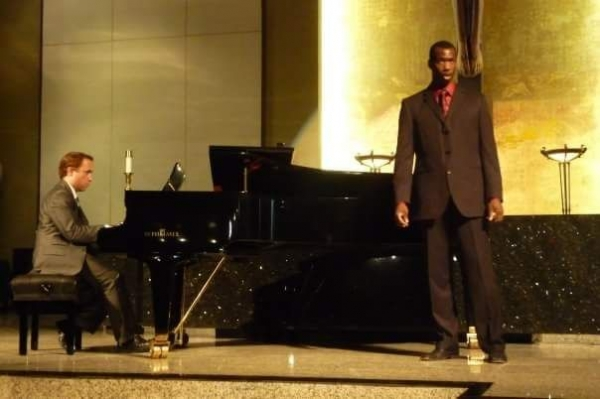 Voice teacher/opera singer/pianist