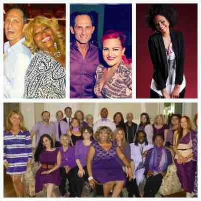 Some promo shots. With MARYEL EPPS and ENVEE and the Unity on the choir solo shot of Leesa Richards