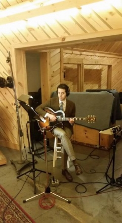 The Bunker, New York Recording for Nathan Brown