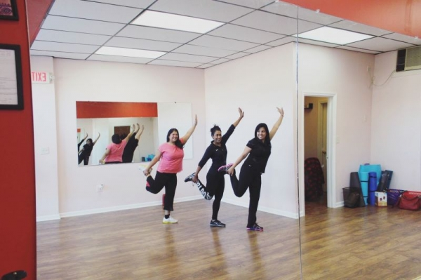 Bollywood Cardioblast Dance Workout Class