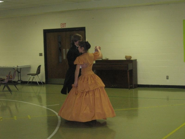Music History Day Waltz Demonstration