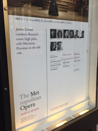 L'Italiana in Algeri at the Met this season!