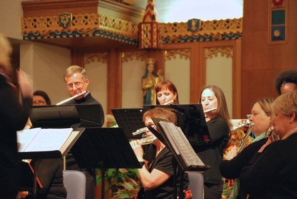Baltimore Flute Choir Fall Concert - Baltimore, MD, Nov 13, 2016