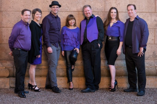 I am one of seven amazing vocalists with the award winning a cappella group, Prime Time.
