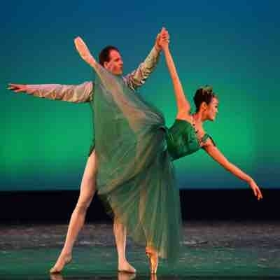 From performances with City Ballet of San Diego