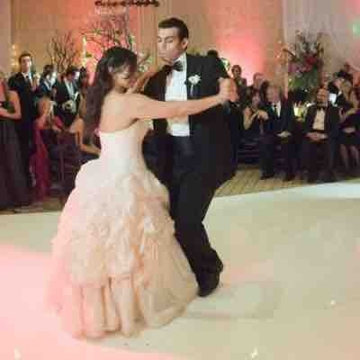 First Dance Wedding Choreography by Lynne Jacobellis.