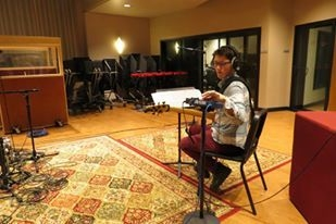 Tracking in the studio