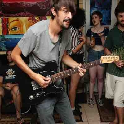 Playing a house show in Montevallo