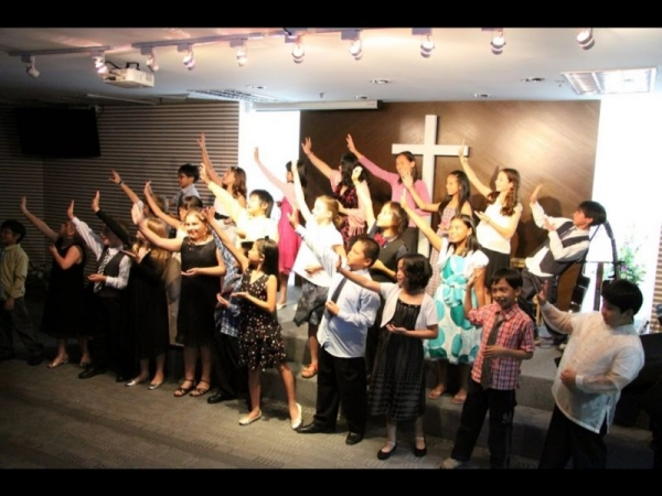 Kids Choir Summer Culminating Performance