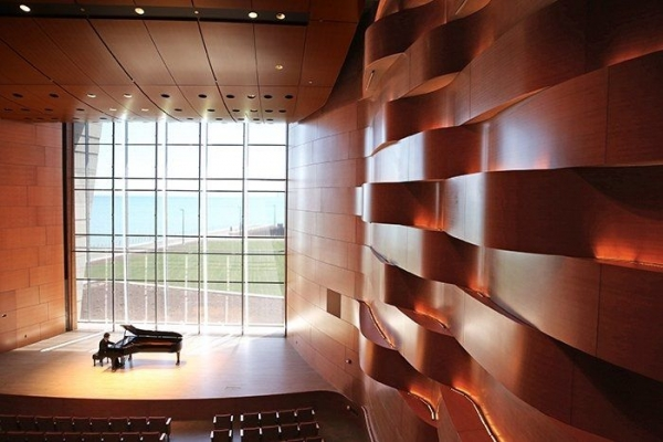 Galvin Recital Hall, Bienen School of Music