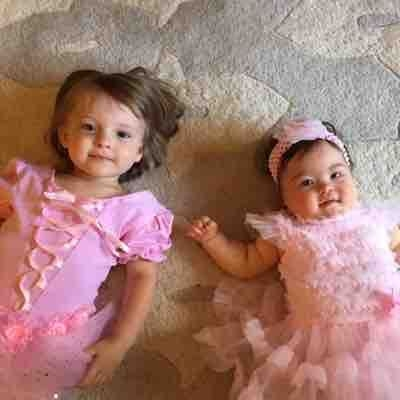 My beautiful granddaughters!