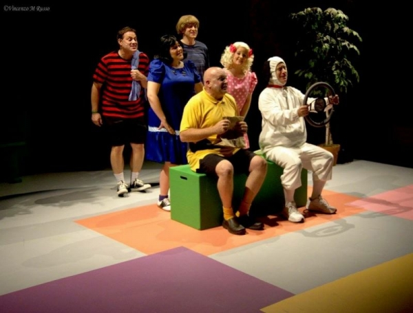 Jane Ericksen as Sally Brown in You're a Good Man Charlie Brown at the Town and Country Players