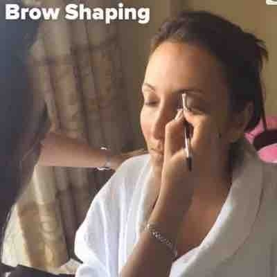 It's all about the BROWS!