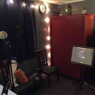 My teaching/songwriting studio: part 2