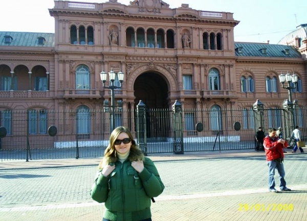 Argentina, the most European country of South America, elegant and beautiful. Forever in my heart.