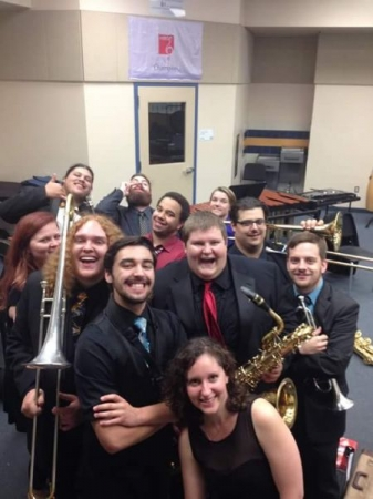 Riverside Community Jazz Ensemble