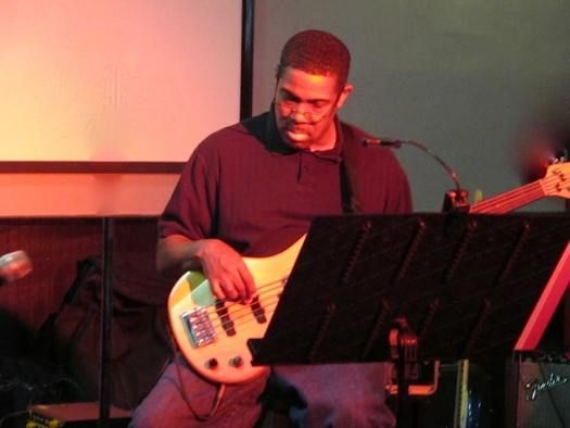 Multi-Instrumentalist that plays bass, sax and more...