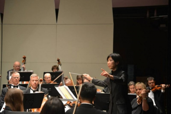 Greater San Diego orchestra