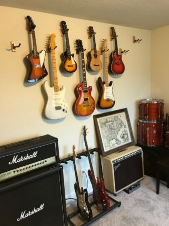 Some of my instruments