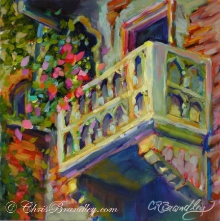 """Juliet's Balcony"""