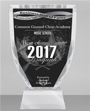 Dan H. has won 'Best Music School'-award for four consecutive years: 2014, 2015, 2016, and 2017.