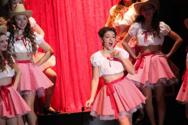 Guys & Dolls - HHS - 2014