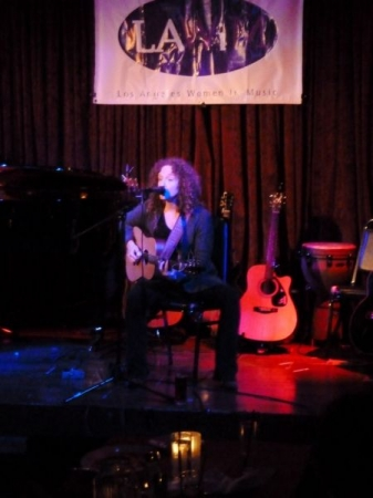 M Bar at a Songwriting event