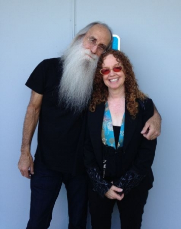 With legendary bass player Leland Sklar after our gig 2015